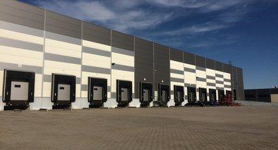 Moderní skladové / výrobní prostory, 2.463 a 8.444 m2 - Plzeň Nýřany