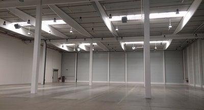 Moderní skladové / výrobní prostory, 2.463 a 5.709 m2 - Plzeň Nýřany