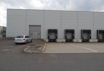 CTPark Humpolec - Pronájem skladových a výrobních prostor