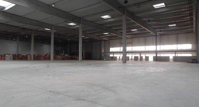 Pronájem - sklady, haly, výrobní prostory - Humpolec