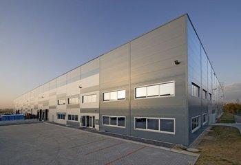 P3 Park Liberec - Pronájem skladových a výrobních prostor