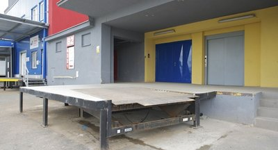 Pronájem: skladovací areál Big Box, Praha 9 - menší skladové jednotky