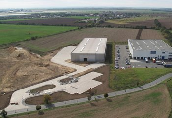 VGP Park Tuchoměřice - pronájem moderní skladové jednotky k pronájmu