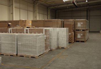Pronájem: Skladové a výrobní prostory 1200 m2, Napajedla u Zlína