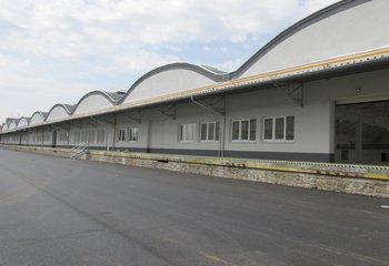 Pronájem: skladové a výrobní prostory, 1.100 - 7.800 m2, Rousínov