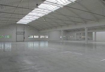 Rental warehouse / production hall, 2.200 m2-11.400 m2, Rousínov