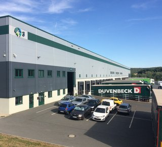 New warehouse space for rent - Pilsen, Štěnovice, 4,000 - 23,500 m2