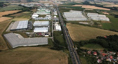 Prologis Park Prague D1 West