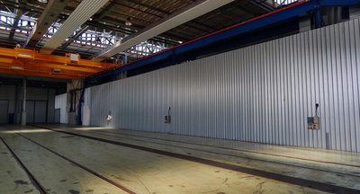 Pronájem skladových nebo výrobních prostor od 1000 m2 - Praha 5 - Zličín