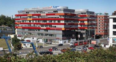 Obchodní prostory - Smíchov, Praha 5 - Anděl - 440 m2