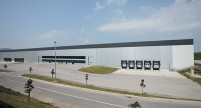 Modern warehouse / production premises, up to 55,500 m2 - Břeclav