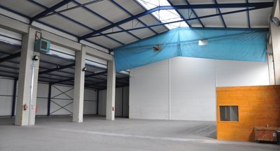 Pronájem výroba,  skladovací prostory, 1070 m2, Praha - Horní Počernice