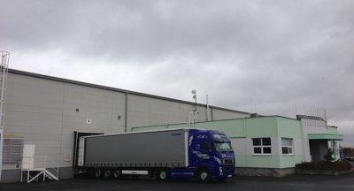 Pronájem: Moderní logistické centrum Cheb, skladování i výroba