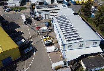 Warehouse rental - pallet storage - Brno location