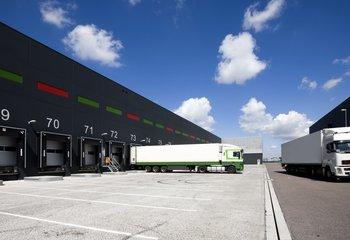 Lagerraumvermietung Dienstleistungen, Palettenplätze (Břeclav)