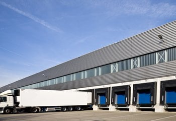 Warehouse leasing services, pallet locations (Břeclav)