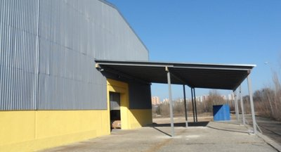 Warehouse leasing services, pallet locations