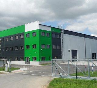 Pronájem logistického centra -  až 7.323 m2, lokalita Česká Třebová.