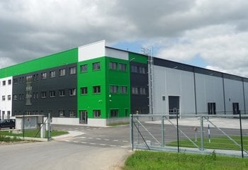 Rental logistics center 3720 sq. M. Česká Třebová