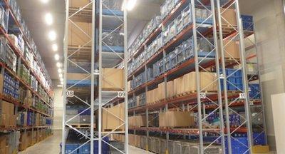 Pronájem logistického centra -  až 7.323 m2,  Česká Třebová