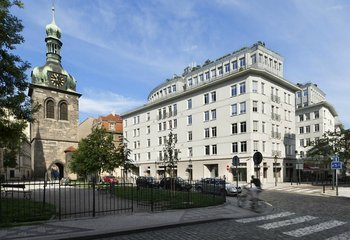 Obchodní prostory - 64 m2, Klimentská, Praha 1 - Nové Město