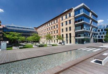 Obchodní prostory - Holešovice - Praha 7 - 137 a 237 m2