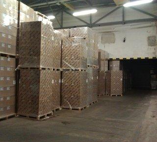 Pronájem - logistické a skladovací služby, paletová místa (Chomutov)