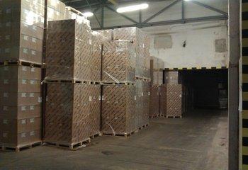 Mieten - Logistik- und Lagerdienstleistungen , Palettenplatz (Chomutov)