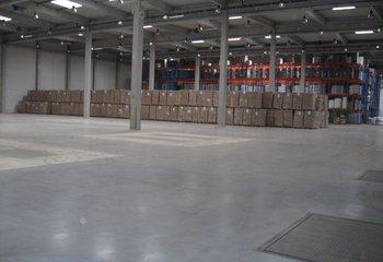 Pronájem skladu se službami, paletová místa - 5248m2 (Liberec)