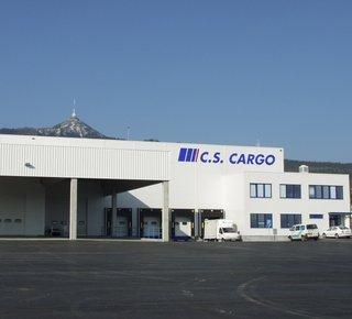 Rental of warehouse services, storage pallets - 5627 m2 (Liberec)