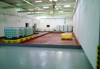Vermietung einer Lagerhalle mit Dienstleistungen - bis 2000 m2 - Martinice - Jilemnice u Vrchlabí.