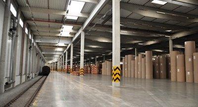 Logistické centrum Lovosice - pronájem skladů s vlečkou