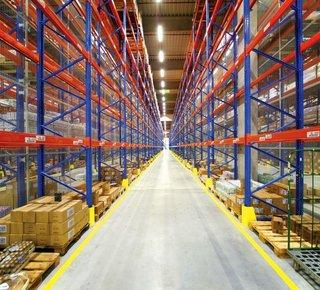 Pronájem - sklady, haly, výrobní prostory až 10.395m2, Teplice