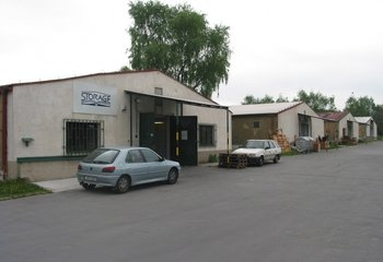 Rental services, 6500 m2