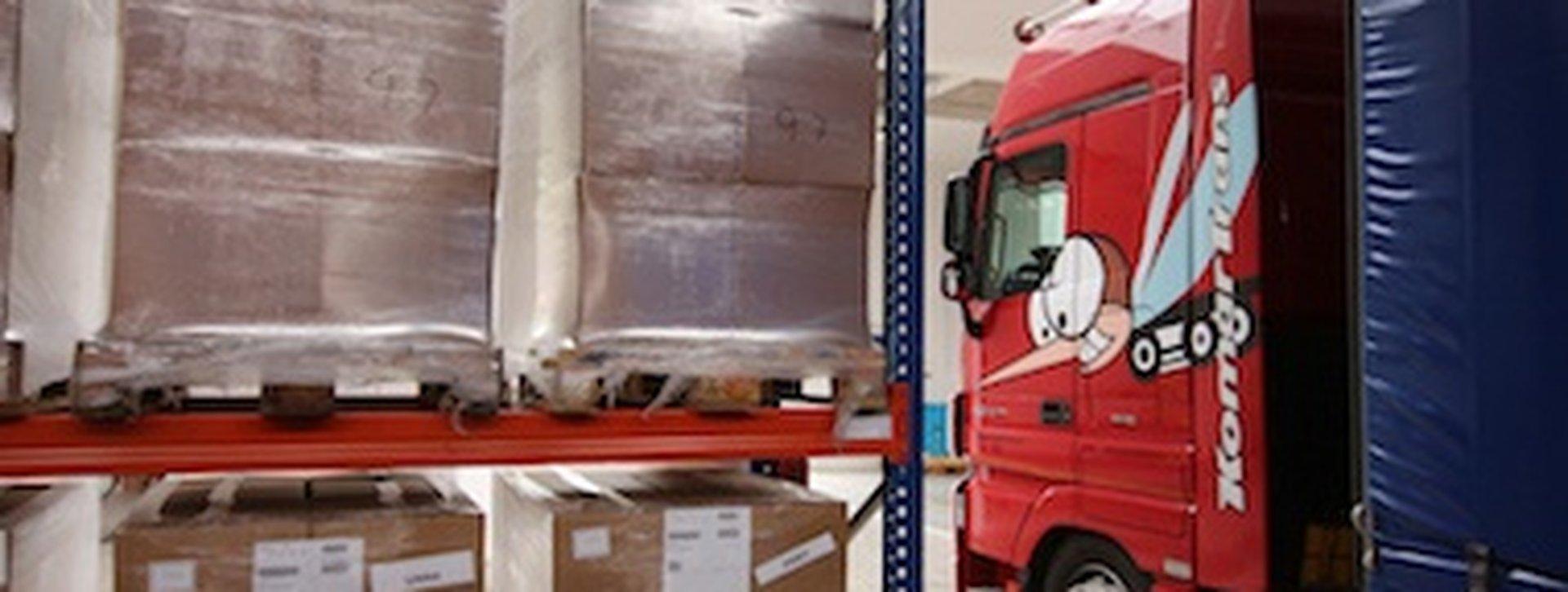 Sklad + logistické služby