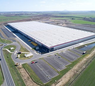 P3 Lovosice - Lease of storage and production facilities