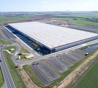 P3 Lovosice - Anmietung von Lager- und Produktionsanlagen