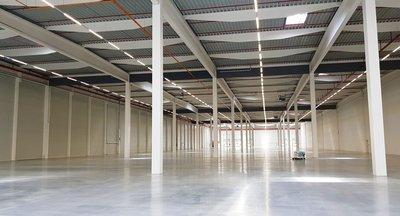Pronájem skladovacích a výrobních prostor - 94.765 m2