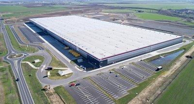 Rental of storage and production premises - logistics park - region Ústí nad Labem, Czech Republic