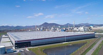 Vermietung von Lager- und Produktionsräumen - Logistikpark - Region Ústí nad Labem, Tschechische Republik