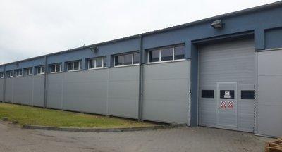 Pronájem skladu - Zvěřínek, Kolín