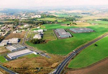 Land für den Industriebau