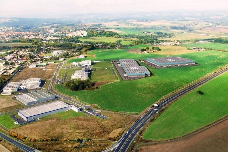 Pozemek pro průmyslovou výstavbu, Cheb