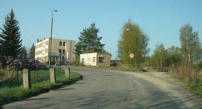 Skladový areál Otovice