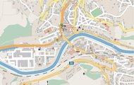 Železný Brod mapa