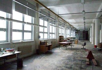 Pronájem výroba -Komerční objekt Železný Brod