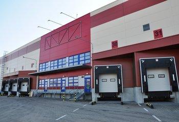 Pronájem skladovacích a výrobních prostor - Pardubice
