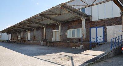 Pronájem výrobní prostory, sklady a haly - Logistický park Olomouc