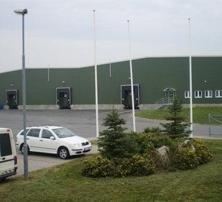 Pronájem skladu se službami, paletová místa - 11 500m2 - Litomyšl.
