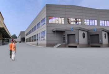 Fully automated warehouses - lease and logistics services (Karlovy Vary)